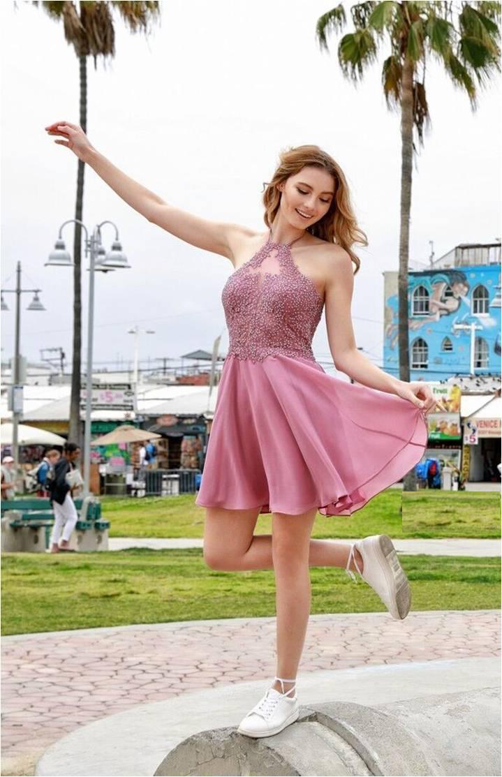 abschlussballkleid zum tanzball | viviry abschlussballkleider