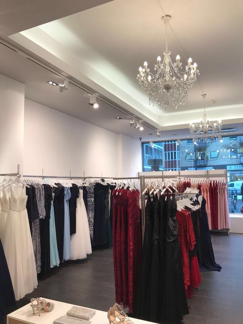 Abendkleider und Ballkleider in Köln  VIVIRY