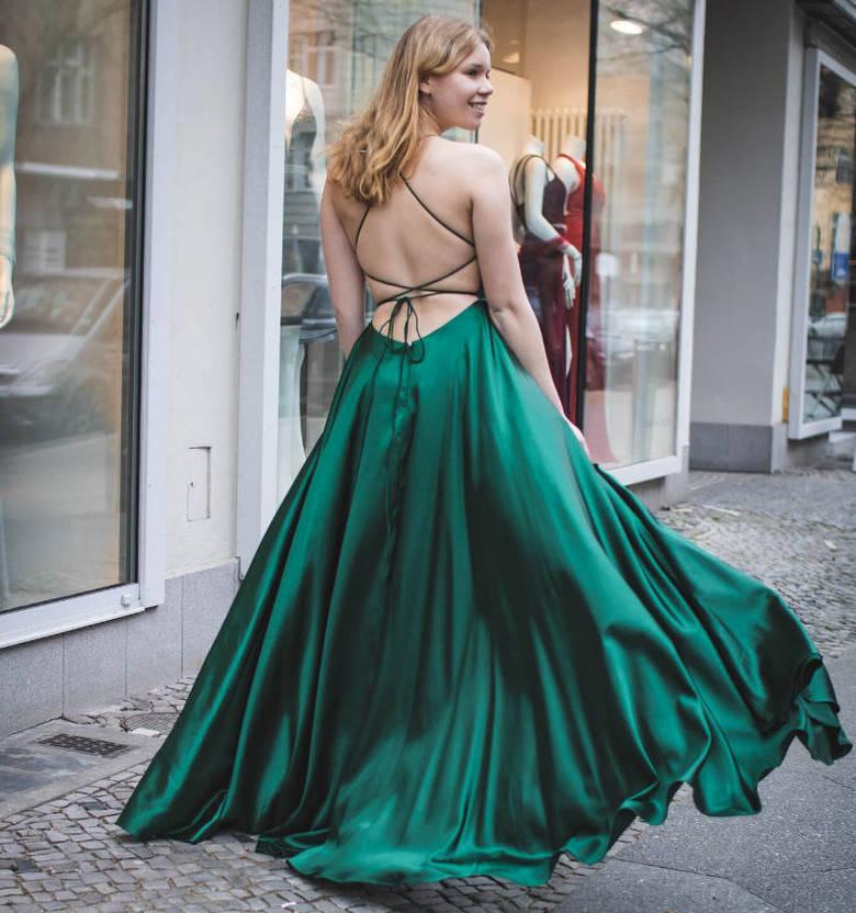 Ruckenfreies Abendkleid Viviry Abendkleider