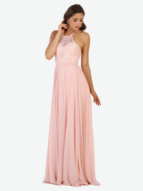 🎀Abendkleid Xenia Rosa kaufen| VIVIRY Abendkleider