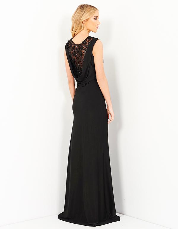 🎀abendkleid giana schwarz kaufen viviry abendkleider