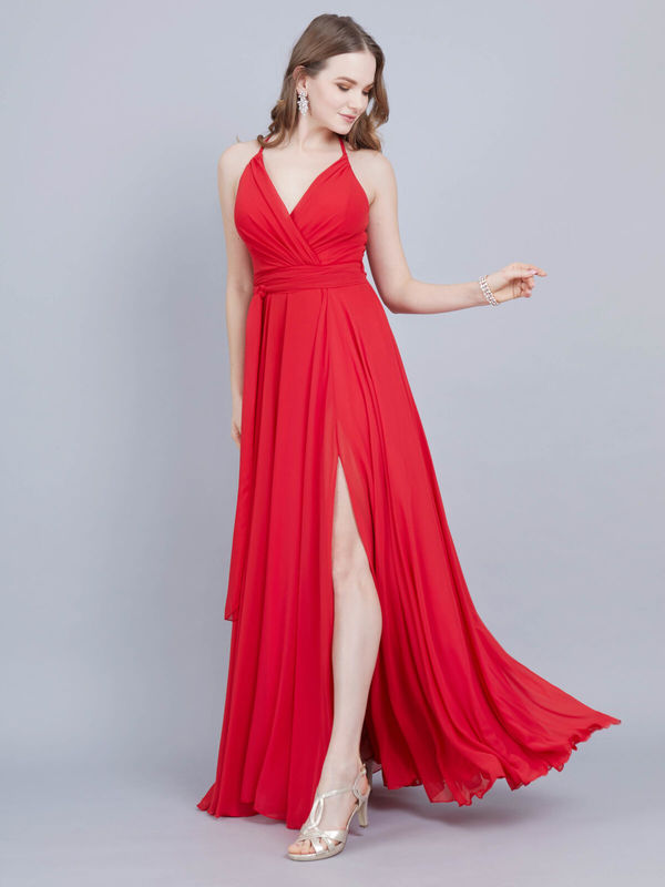 Abendkleid Taylor, rot s