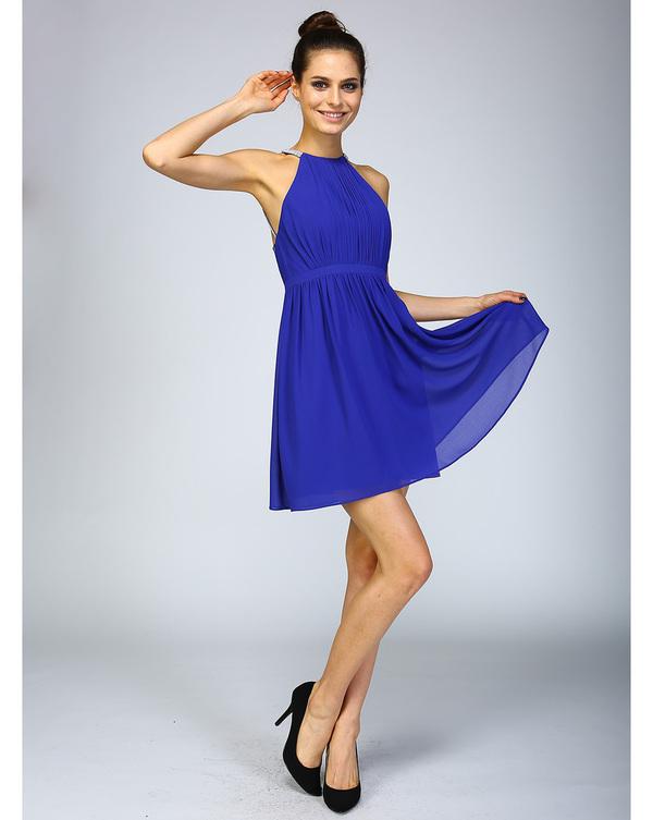🎀Cocktailkleid Milanka Blau kaufen| VIVIRY Abendkleider