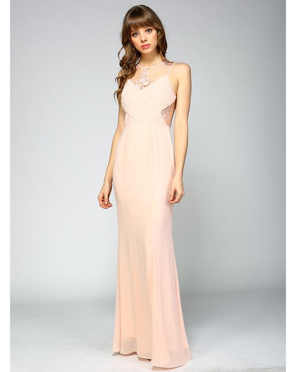 🎀Abendkleid Roisin Nude kaufen| VIVIRY Abendkleider