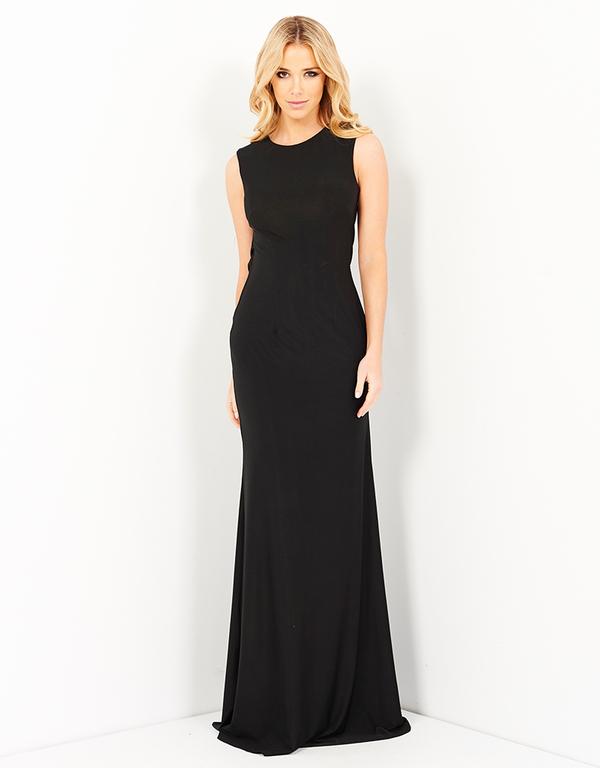 Abendkleid Giana Schwarz kaufen| VIVIRY Abendkleider