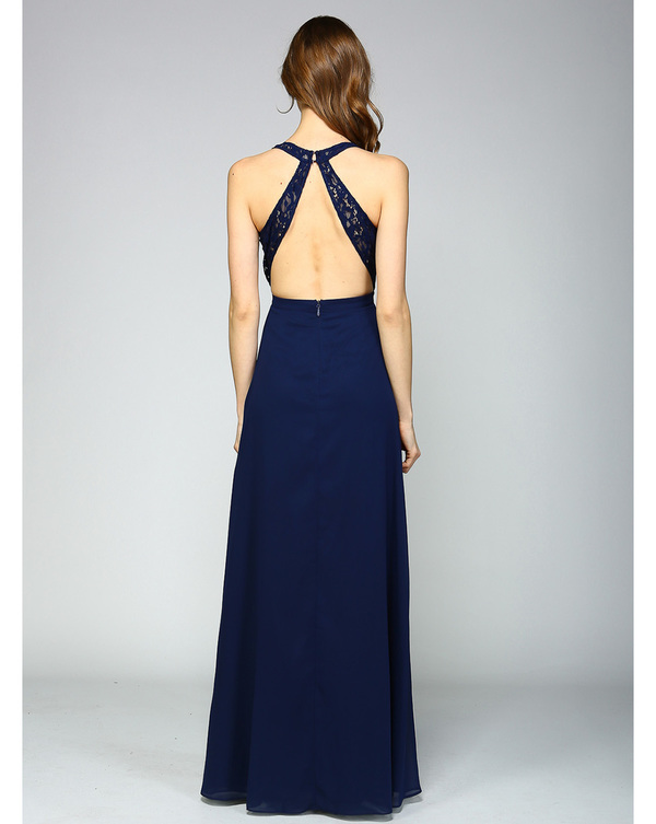 🎀Abendkleid Rosalina Blau kaufen| VIVIRY Abendkleider