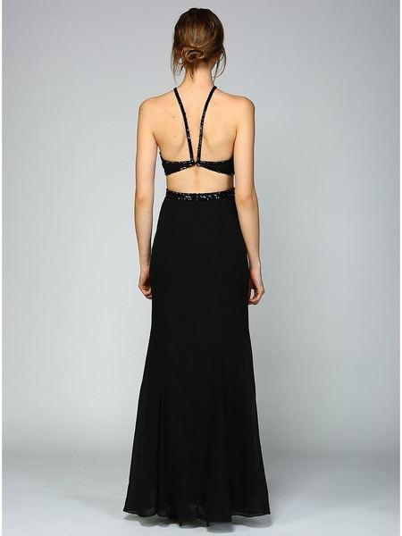 d4ab96c2237a Abendkleid Leanika, schwarz Abendkleid Leanika, schwarz