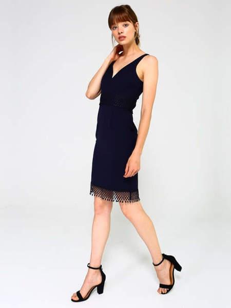 edle cocktailkleider kaufen stylische kleider f r jeden tag. Black Bedroom Furniture Sets. Home Design Ideas