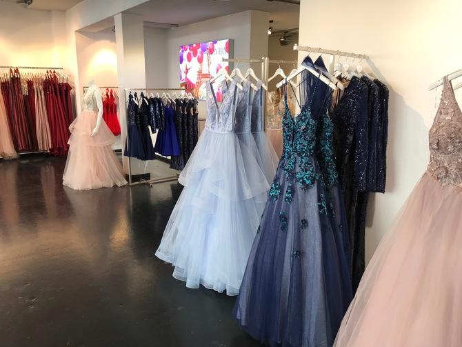 new products 50308 52993 Abendkleider und Ballkeider Geschäfte | VIVIRY